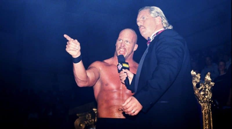 Stone Cold Steve Austin explains how he gained success in the WWE