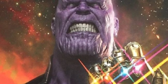 Thanos snaps his fingers