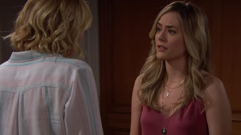 The Bold and the Beautiful spoilers: A homeless Liam asks for Wyatt's support, Steffy is large and in charge at Forrester Creations