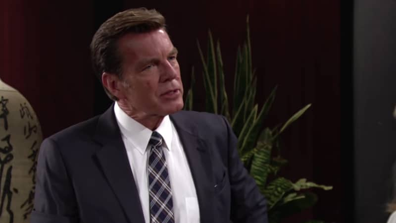 Jack (Peter Bergman) on The Young and the Restless