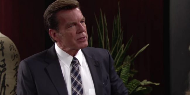 Jack on The Young and the Restless recap