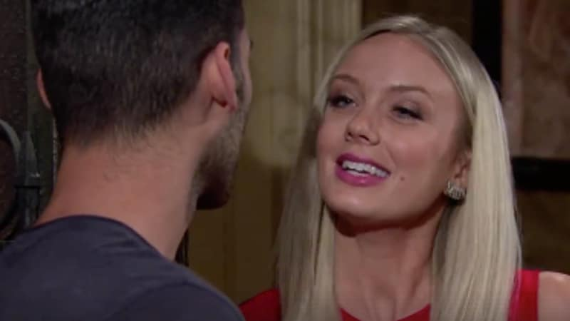 The Young and the Restless recap: Phick get caught naked in the elevator, Abby has a blonde moment, Esther has shocking news about Jack