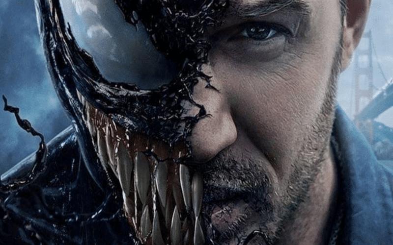 Tom Hardy/Venom poster