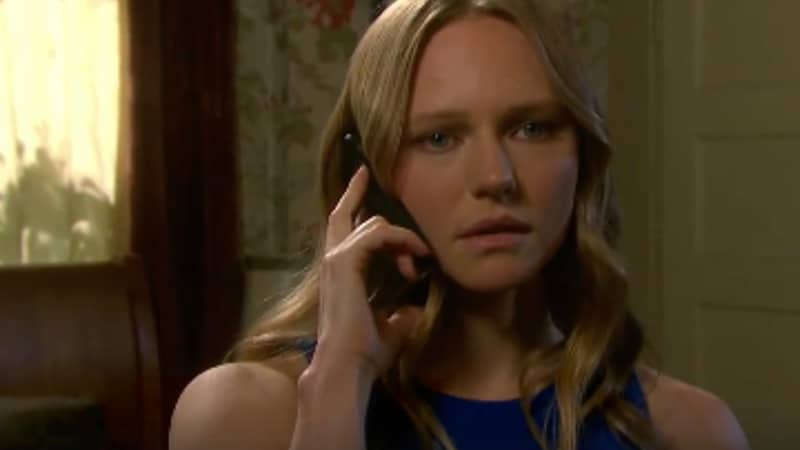 Abi on Days of our Lives