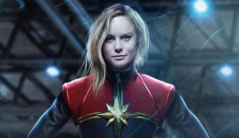 captain marvel movie release date cast plot trailer and