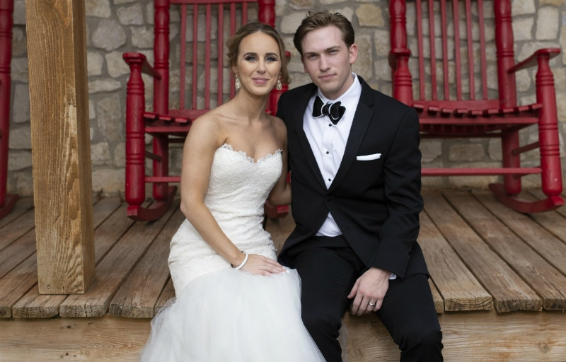 Danielle Bergman married Bobby Dodd on Season 7 of Married At First Sight