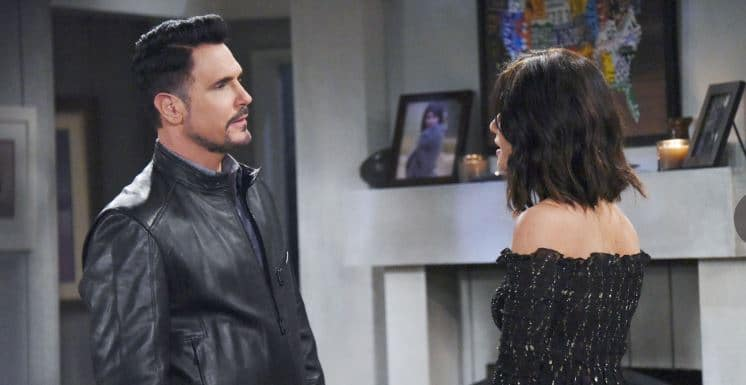 The Bold and the Beautiful spoilers: Bill shocks Steffy with his latest stunt, Ridge, Thorne and Liam try to ID the perp threatening Hope