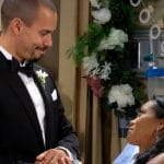 Hilary and Devon on The Young and the Restless