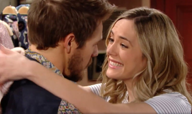 Liam and Hope The Bold and the Beautiful