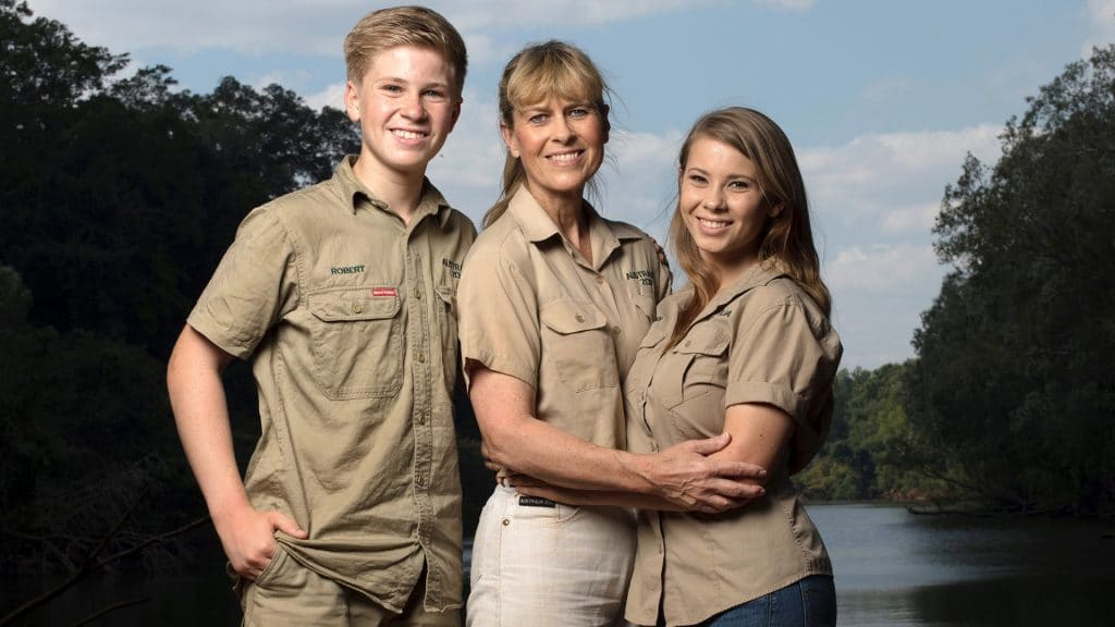 The Irwins are back on Animal Planet