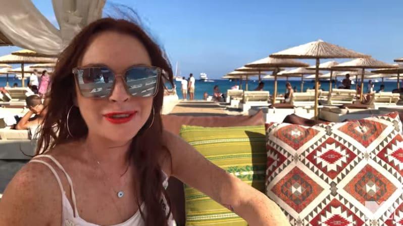 Lohan is testing the waters again via her new docuseries
