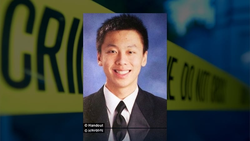 Michael Deng hazing - handout photo