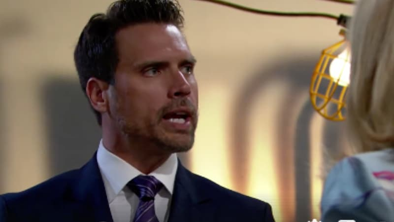 Nick on The Young and the Restless