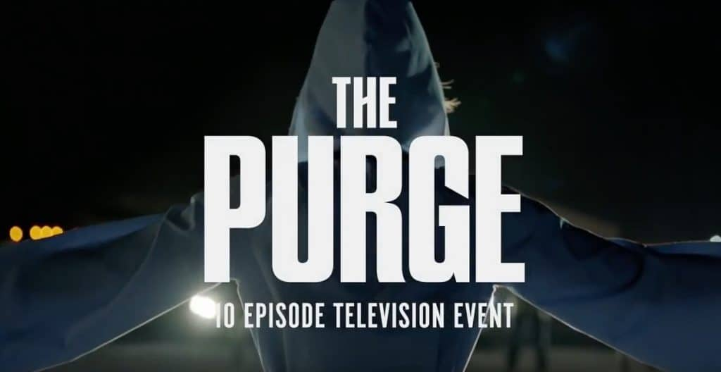 The Purge 10 Episode Television Eve