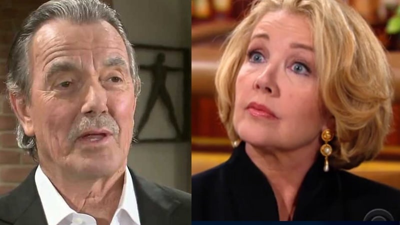 The Young and the Restless spoilers: Victor and Nikki hook up, Phyllis seeks an intervention, a new doc tries to fix Victor
