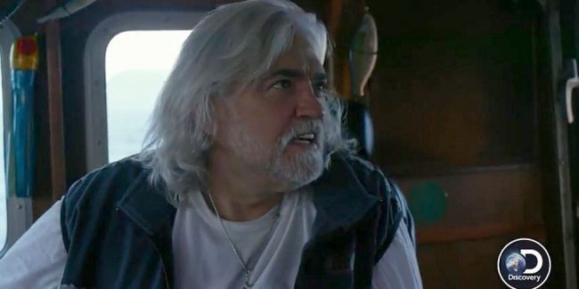 Deadliest Catch exclusive: Ronnie James' 'absolute stupidity' as he forgets Wild Bill's bait