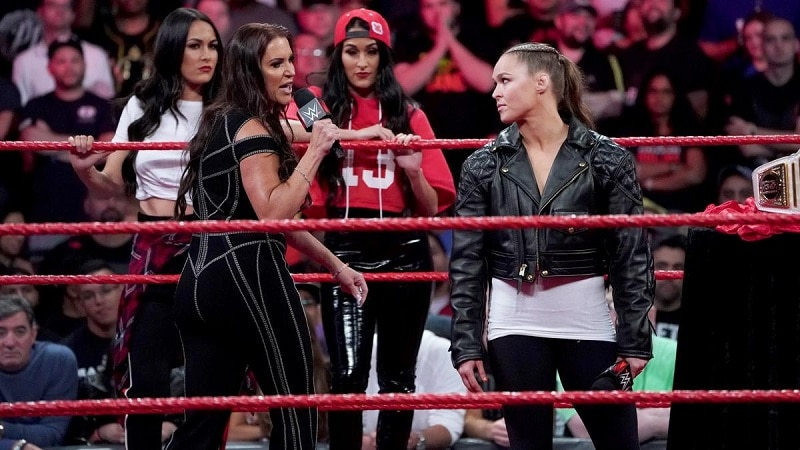 WWE is alienating fans by blurring the lines between heel and face, Stephanie's boring bullying, and promoting soap opera storylines over good wrestling