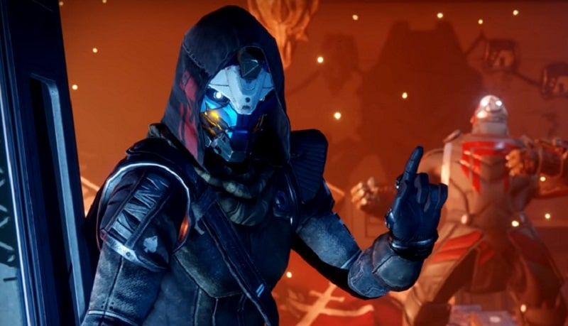 98e7f3d9512 Destiny 2  Forsaken Expansion will be very emotional for Destiny Players  with the impending death of Cayde-6