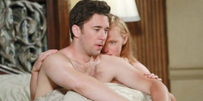 Chad and Abby on Days of Our Lives