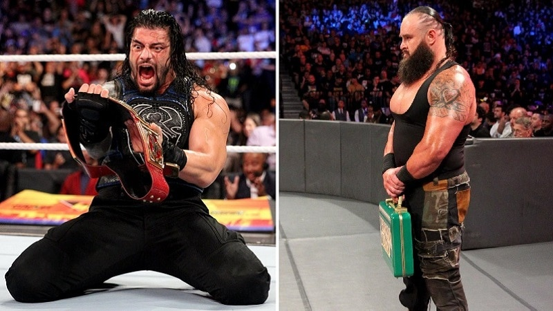 WWE SummerSlam 2018: Fans furious over Roman Reigns World Title victory against Brock Lesnar and Braun Strowman failure to cash in his MITB briefcase