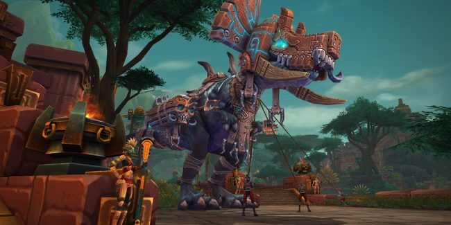 World of Warcraft: Battle for Azeroth review part one - Battle for Lordaeron and the gorgeous Zandalar zones make WOW Expansion a winner