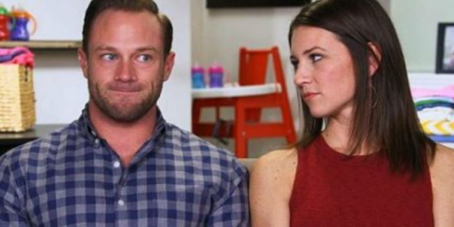 Adam and Danielle Busby from OutDaughtered