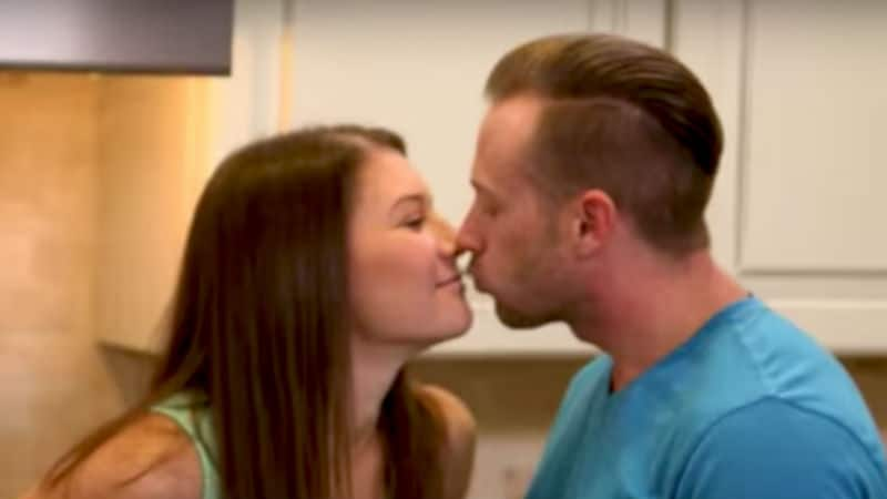 ADAM AND DANIELLE BUSBY LOVE STORY - Hospital Welcomes First