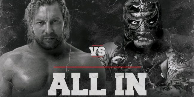 Ring of Honor will partner to broadcast All In to Honor Club members