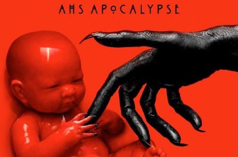 American Horror Story Season 8 artwork