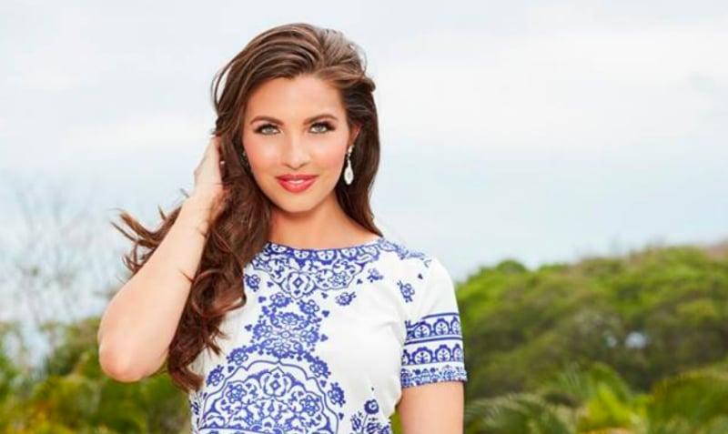 Angela Amezcua on Bachelor In Paradise