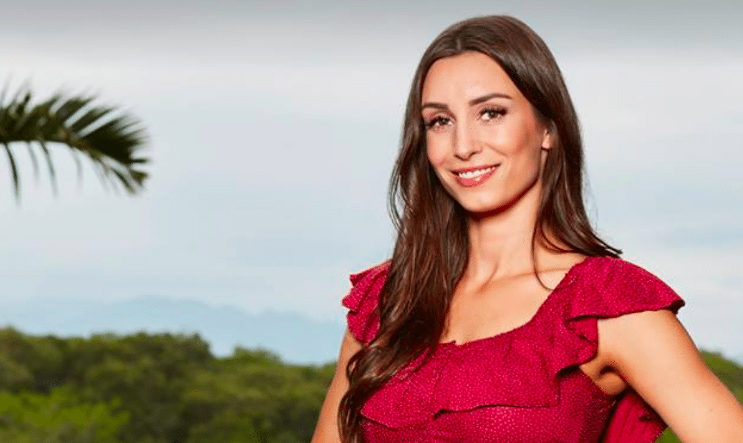 Astrid Loch on Bachelor in Paradise