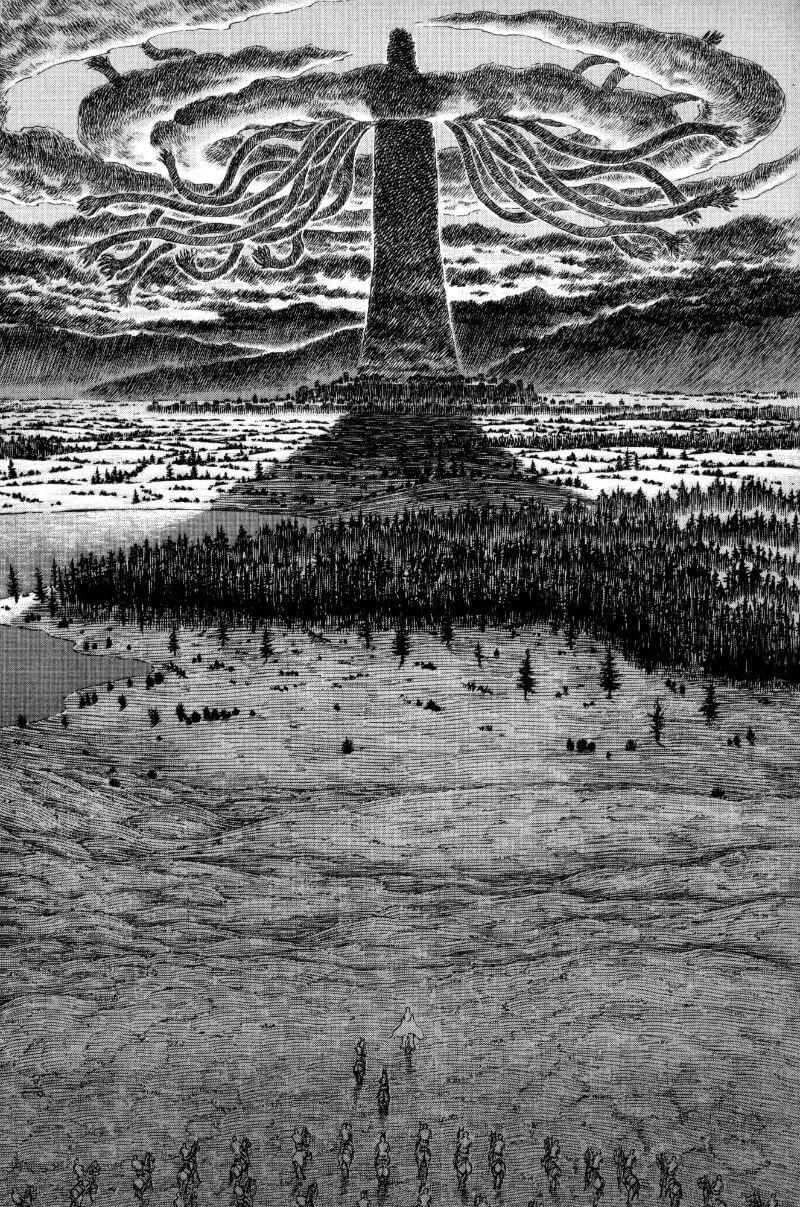 Berserk Manga Ganshika Shiva Monster