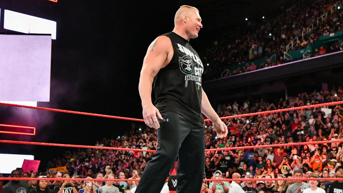 WWE rumors: Brock Lesnar to have a closed-door meeting with WWE officials before SummerSlam putting future with UFC in question