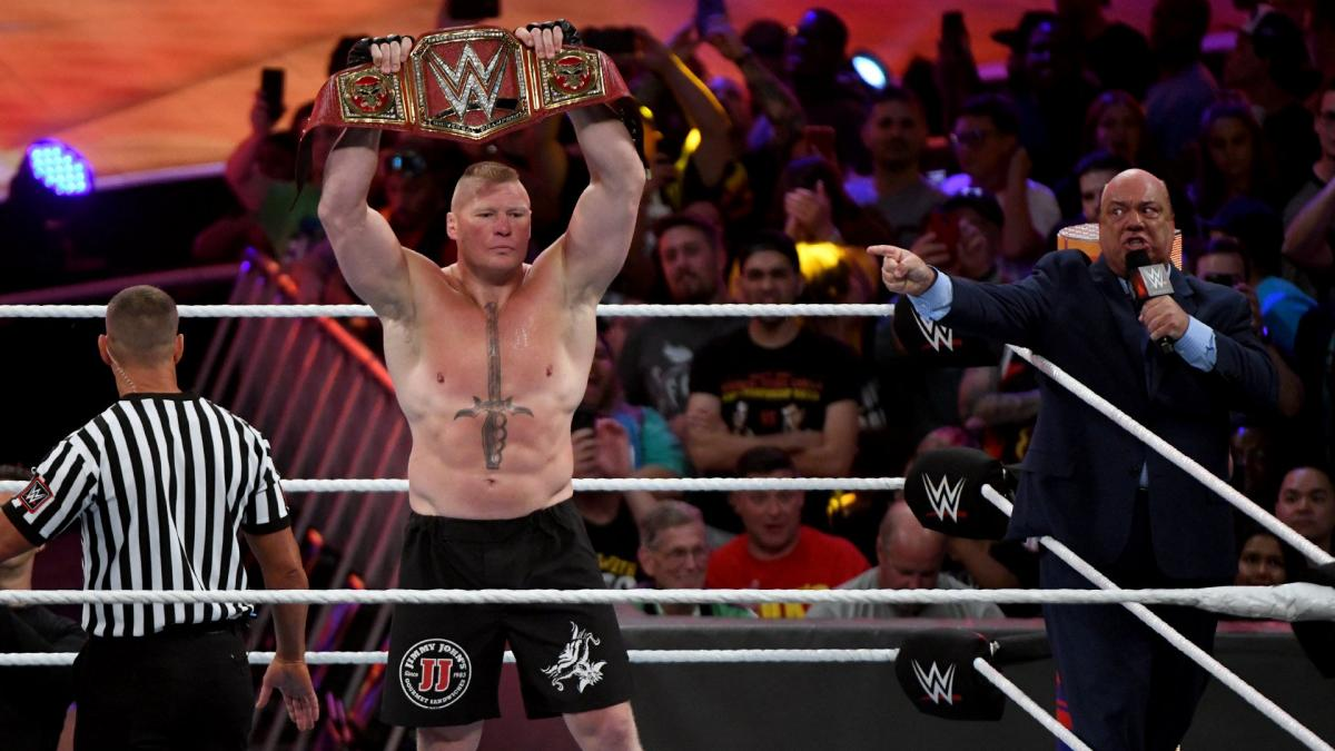 WWE news: The real reason Brock Lesnar was not on Monday Night Raw this week