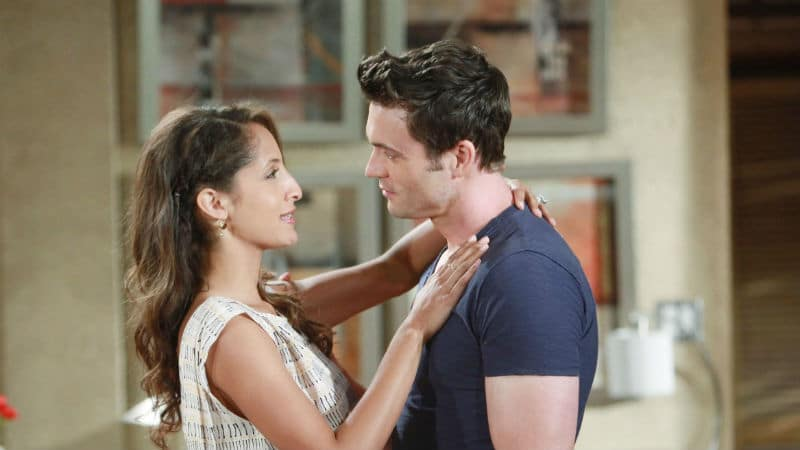 Cane and Lily from The Young and the Restless