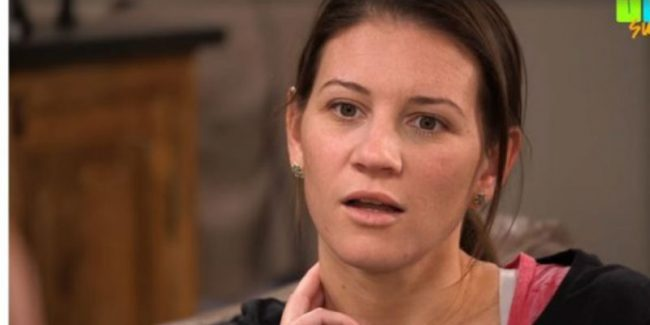 Danielle Busby on OutDaughtered