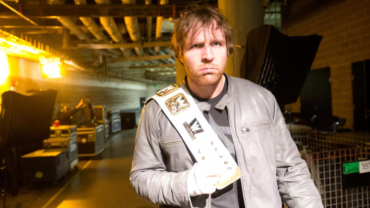 Dean Ambrose new look debuted on Monday Night Raw in triumphant return