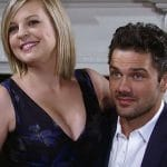 Maxie and Nathan on General Hospital