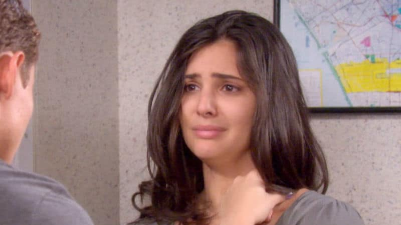 Camila Banus playing Gabi on Days