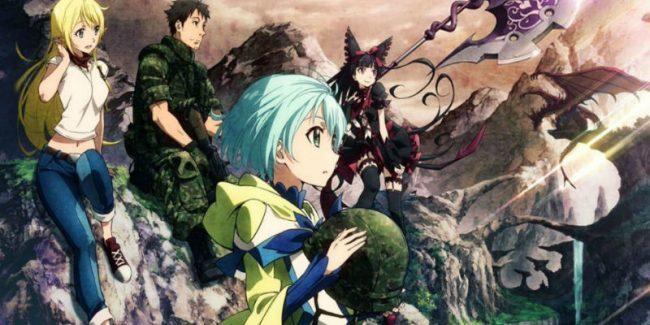 Gate Season 3 release date - Gate Jieitai Kanochi nite, Kaku Tatakaeri novel series gets 'Season 2' -- Will anime sequel for Gate Thus The JSDF Fought There have Alien xenomorphs [Spoilers]