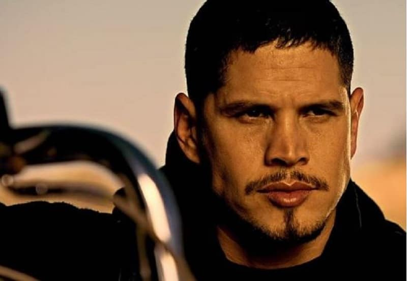 JD Pardo portrays EZ Reyes in Mayans M.C.