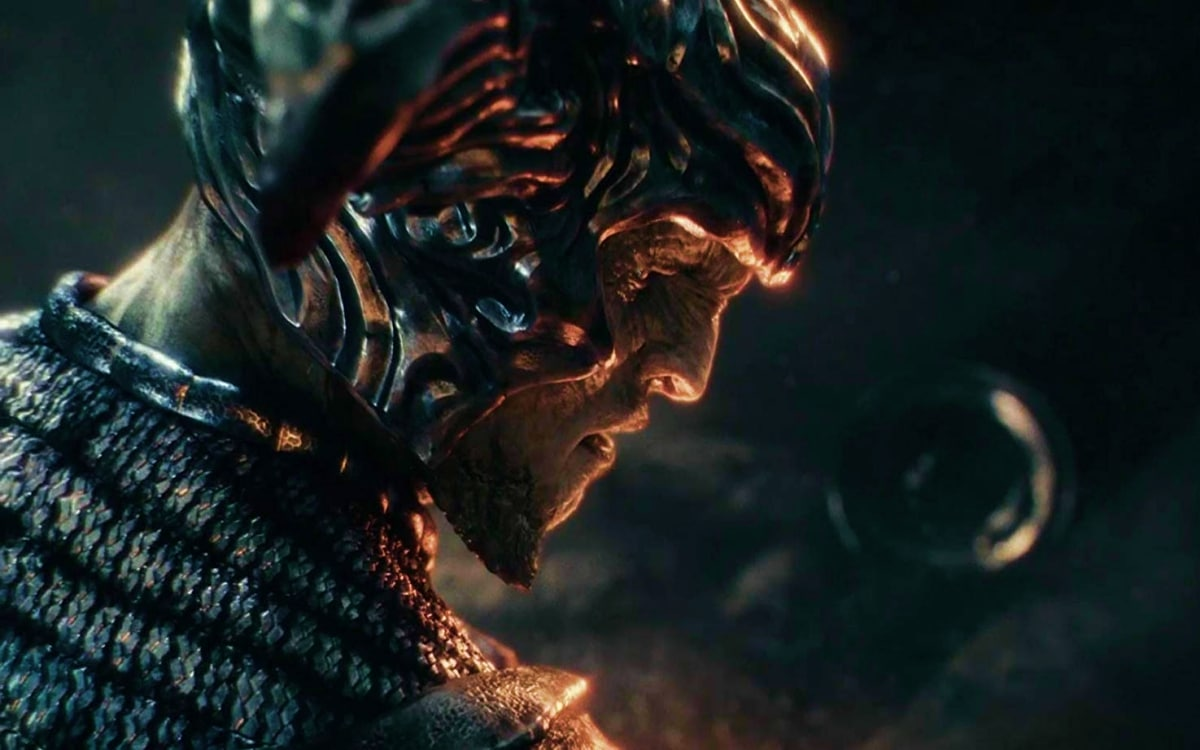 Steppenwolf in Justice League