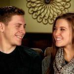 Austin Forsyth and Joy-Anna Duggar on Counting On
