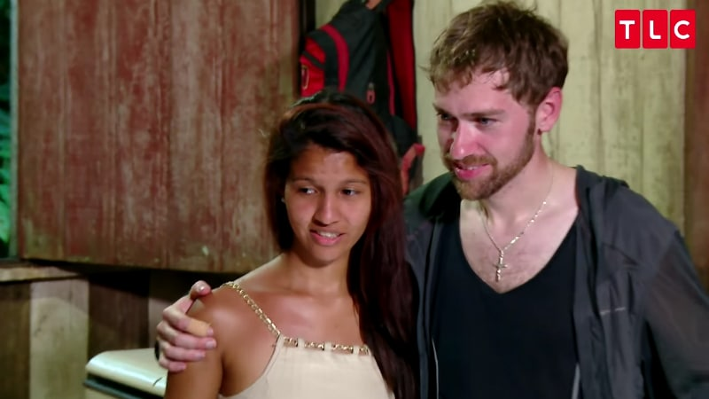 Karine and Paul on 90 Day Fiance: Before the 90 Days