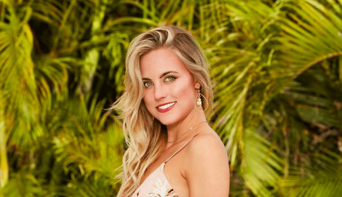 Kendall Long from The Bachelor is headed to Bachelor in Paradise