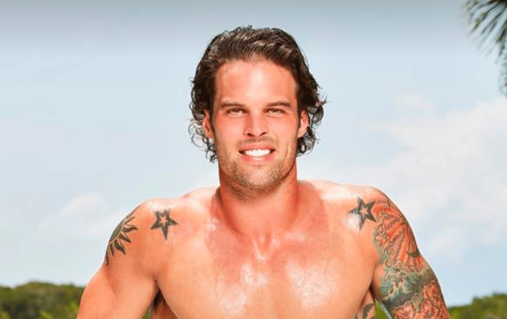 Kevin Wendt from Bachelor Canada on Bachelor in Paradise