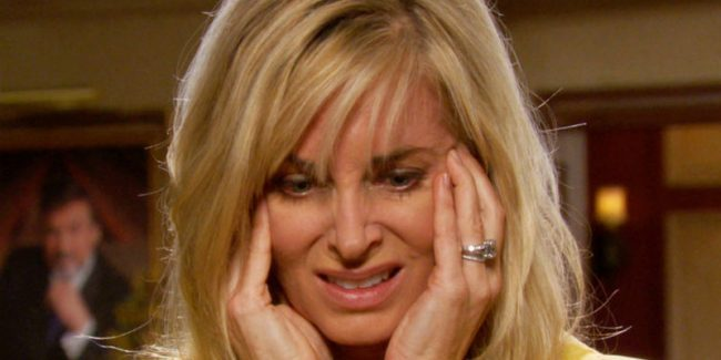 Eileen Davidson as Kristen DiMera on Days of our Lives