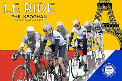 Le Ride is Keoghan's film about the Tour de France in 1928