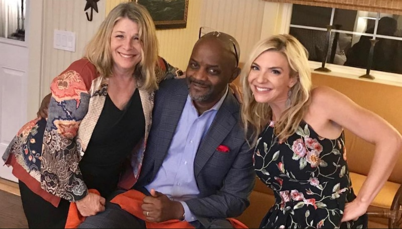 Dr. Pepper Schwartz, Pastor Calvin Roberson and Dr. Jessica Griffin sit down to watch Married at First Sight