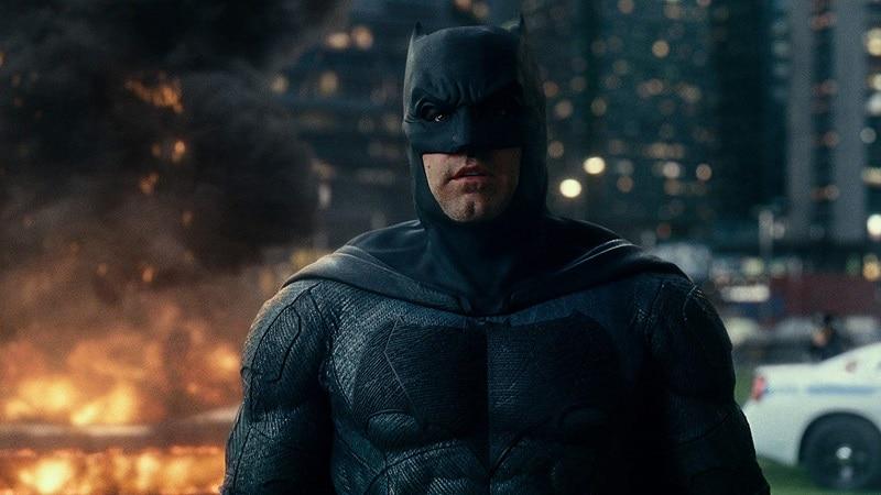 Someone else may play Batman.